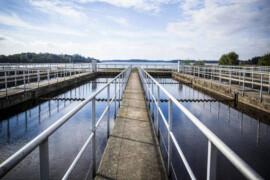 Ny pilotanläggning renar avloppsvatten med aktivt kol