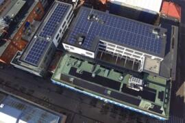 Castellum storsatsar på solceller