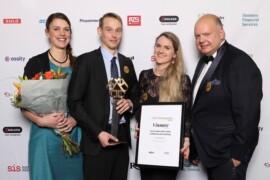 Ragn-Sells innovationsbolag utsedd till Årets Innovatör