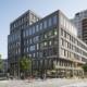Nytt kontorshus i Södra Nyhamnen står klart