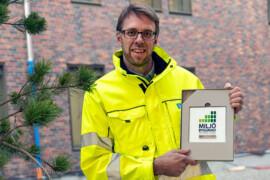 Miljöbyggnad silver till S:t Görans sjukhus