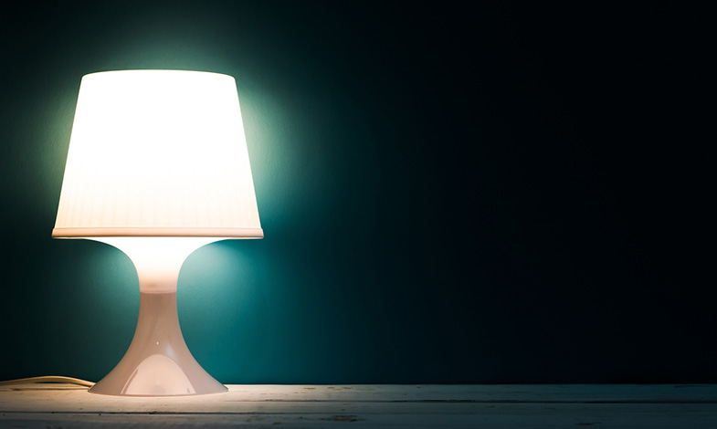 Ny studie kartlägger lampors klimatpåverkan