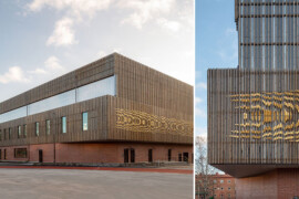 Västbergas nya idrottshall invigd