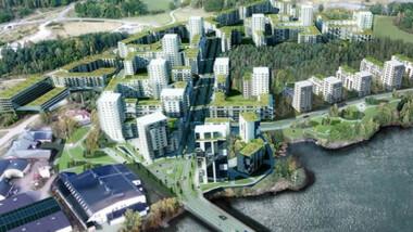 Trollhättan får gröna lån för miljösanering i ny stadsdel