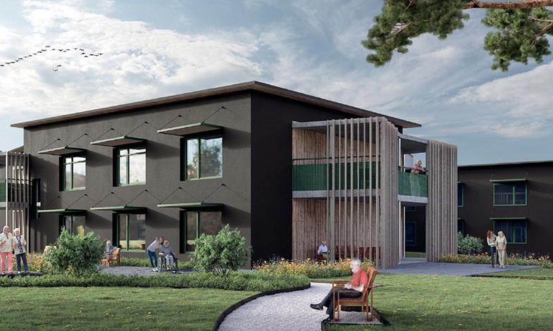 NCC bygger vård- och omsorgsboende i Eskilstuna