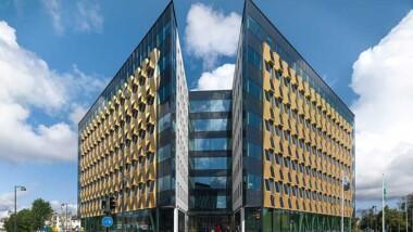 Kontorshus kan vinna årets upplaga av Glaspriset