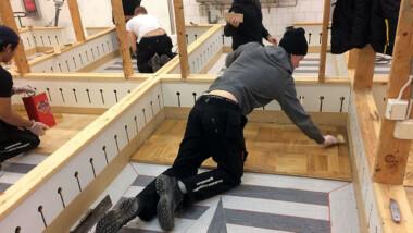 Golvbranschen flyttar branschskola till Göteborg