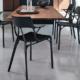 Kartell lanserar AI-utvecklad stol av återvunnet material