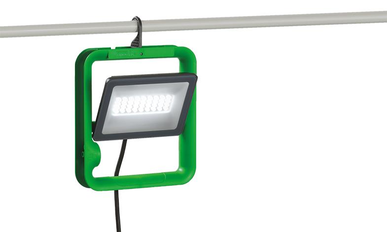 Schneider Electrics arbetslampa får designpris