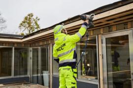 NCC renoverar danska radhus för en miljard