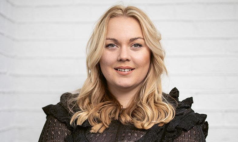 Amanda Borneke sätter återbruket i rampljuset