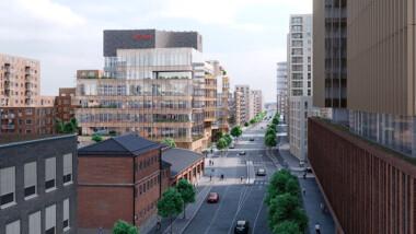 Nytt miljonkontrakt för Skanska – bygger Malmökontor åt E.ON