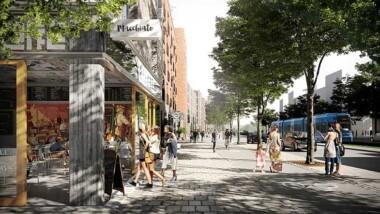 Fokus Skärholmen prisades på Arkitekturgalan