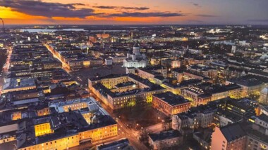 Energidata i realtid ska leda Helsingors till koldioxidneutralitet