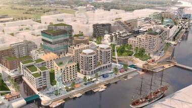 Arkitekturpris till Norrköpings nya stadsdel