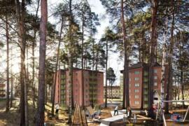 NCC och Mimer bygger hyreslägenheter i Västerås