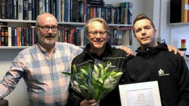 Sollentunahem tilldelas Egain Sustainable City Award