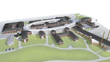 Dalab blir leverantör till bygget av Trafikverkets nya huvudkontor