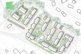 Liljewall vinner markanvisningstävling i Skellefteå