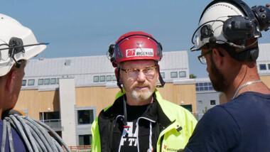 Byggnads vill se särskild riskbedömning för Corona