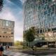 Assemblin ansvarar för installationer i Örebros nya landmärke