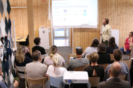 Fortsatt satsning på succéutbildning om biobaserade material