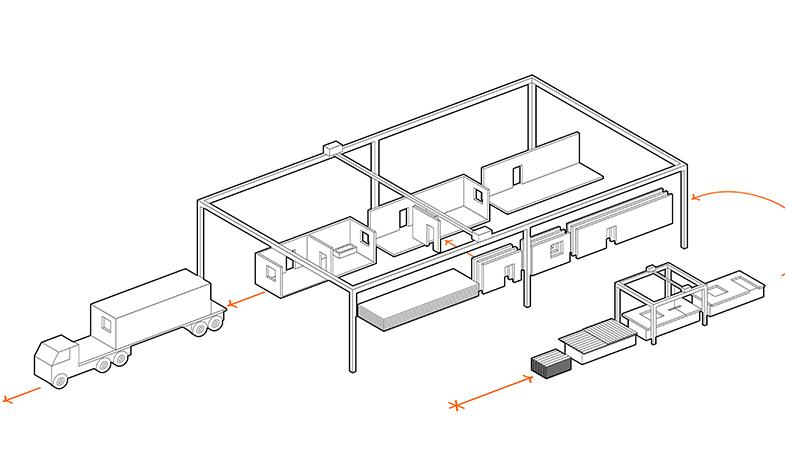 Arkitektkontor får stipendium till FoU-projekt om KL-trä