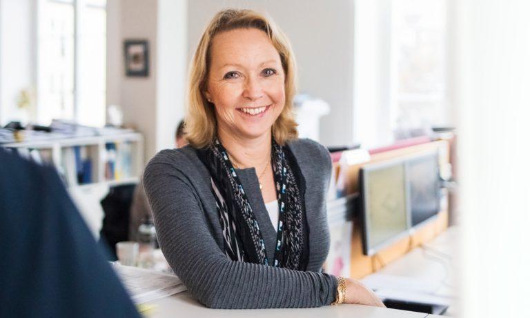Charlotte Bergman ny ordförande i Innovationsföretagen