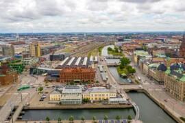 Sweco projekterar E.ON:s nordiska Malmökontor