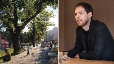 """""""Det krävs nya allianser för grönare stadsbyggnad"""""""