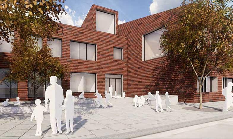 Hemsö bygger grundskola åt Engelska Skolan