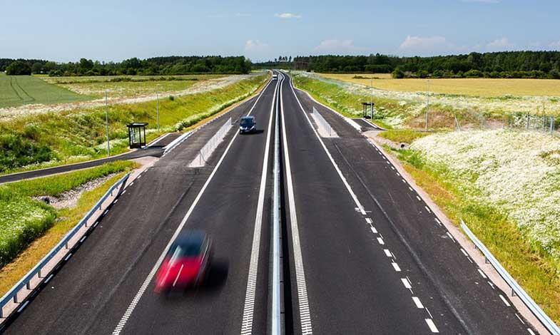 Ny forskning: utsläpp från vägbyggen kan halveras