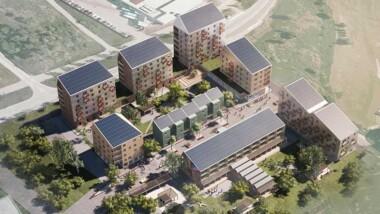 White formger energismart stadsdel i Örebro