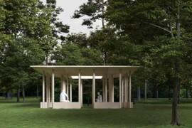 Nyréns får innovationsstöd till covid19-kapell i trä