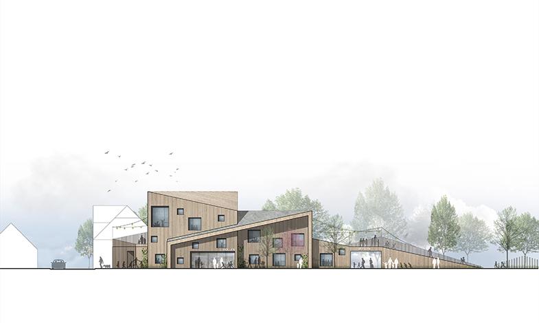 Liljewall & Wästbygg bygger förskola i trä