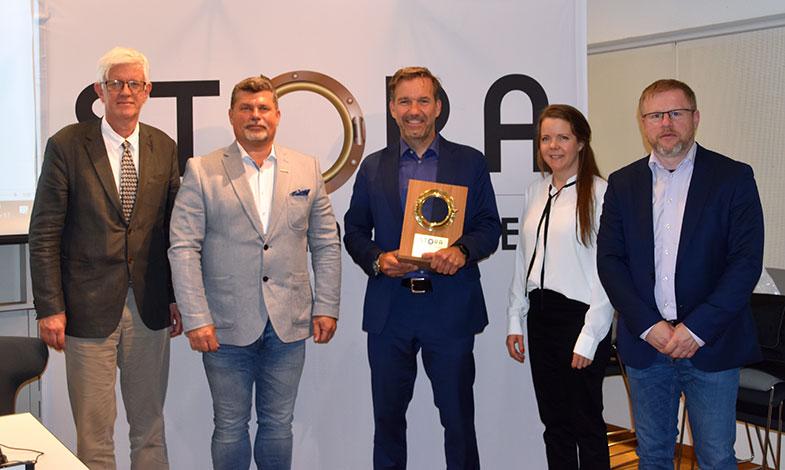Filtertillverkare blev vinnaren av Stora Inneklimatpriset