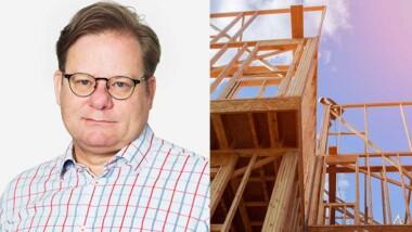 LCA-expert blir professor i byggnadsmaterial