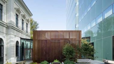 Regionens hus i Göteborg vinner Glaspriset