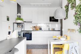 Ikano Bostad börjar Svanenmärka sina bostäder