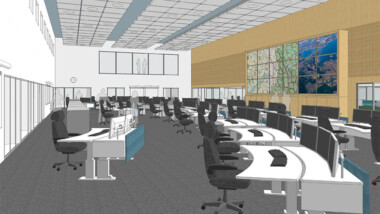 Serneke bygger larmcentral i Örebro