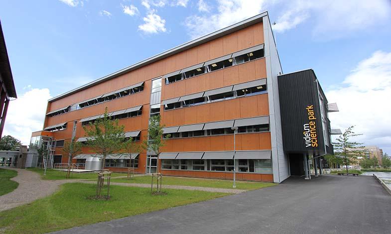 Förskola och science park tävlar om träbyggnadspris
