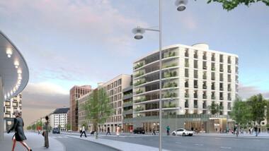 Resona bygger co-living-bostäder i Barkarbystaden