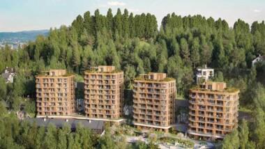AF Gruppen köper in sig i norskt bostadsprojekt