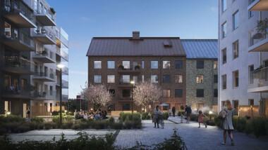 Säljstart för nya lägenheter i Hovås