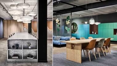 Microsofts nya kontor blev vinnaren av Svenska Ljuspriset