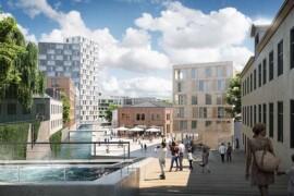 Mobilitetslösningar skalas upp i Mölndals nya stadsdel