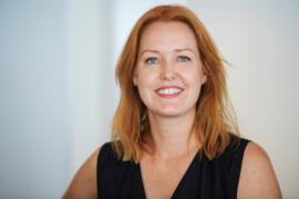 Kajsa Hessel är årets samhällsbyggare