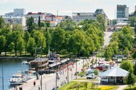 AI testas i Finland för bättre inomhusklimat