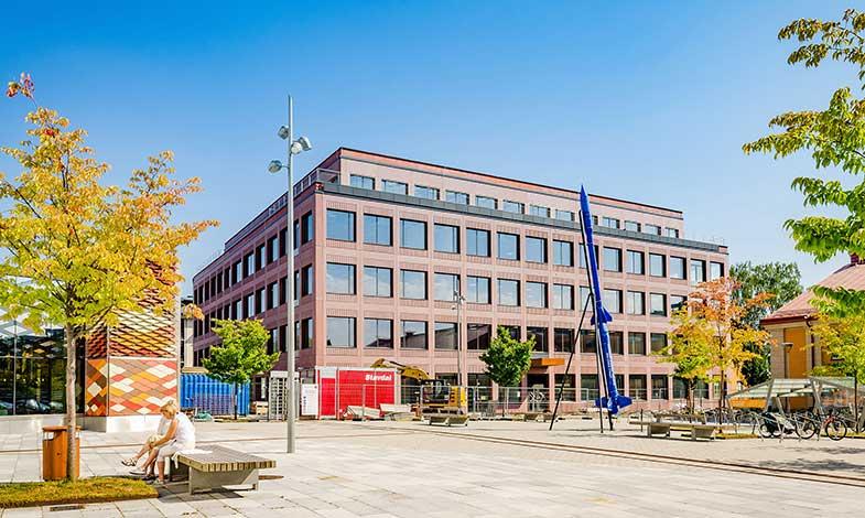Labbhus i Uppsala är världens främsta BIM-projekt