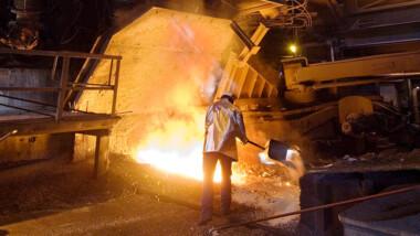 EU-stöd till omställning av stål- och cementindustri